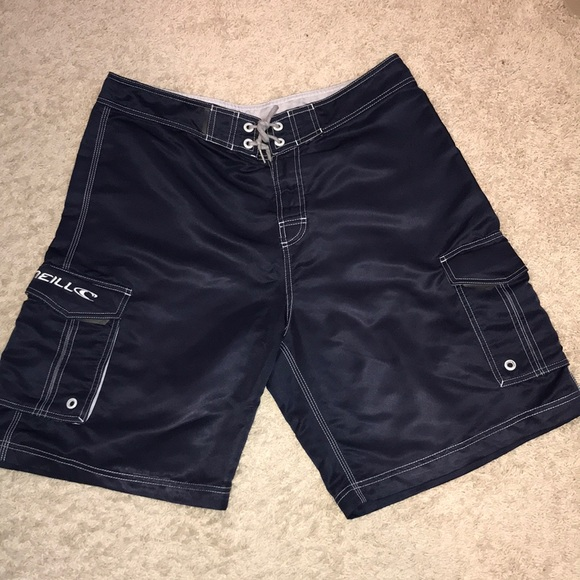 6efe19b429 O'Neill Swim | Mens Oneill Shorts Navy Blue Size Large | Poshmark